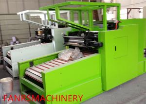 China Safety Aluminium Foil Machine / Aluminum Foil Rewinder With CPU 224 Control Panel Board on sale