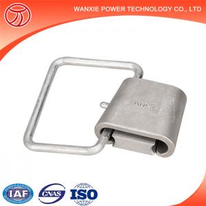 China Hight Quality wedge type JXD series grounding clamp Aluminium Groove Clamps on sale