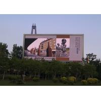 Anti Corrosion Commercial Outdoor Video Wall LED Panels / Rgb LED Display