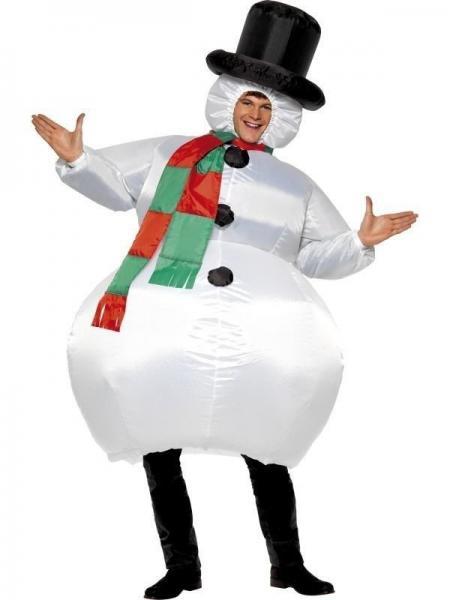 Snowman Adult Inflatable Costumes Hat Christmas Fancy Dress Xmas Outfit Images  sc 1 st  Sexy Lingerie Wholesale Women Costumes Wholesale - Everychina & Snowman Adult Inflatable Costumes Hat Christmas Fancy Dress Xmas ...