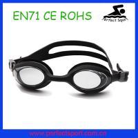 China Myopia Swimming goggles Fashionable design Hotsale Prescription swim goggles on sale