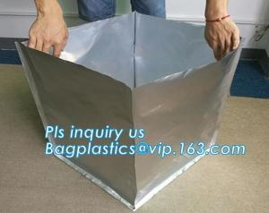 China Aluminium pallet cover, foil liners, aluminium liners, Plastic packaging and protective solutions, Bags, Bagging, & Pack on sale