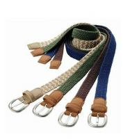 Casual Braided Belts Knitted Belts For Men