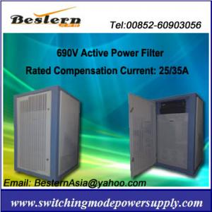 China 690V Active Power Filter: 25/35A on sale