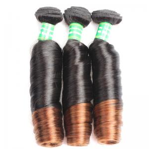 China New Products Ombre Color tangle and shedding free Brazilian Hair Weaving on sale
