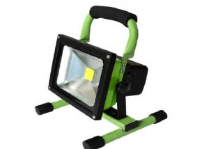 China IP65 20w Rechargeable LED Floodlight , LED Outside Flood Lights 50 - 60HZ on sale