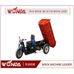 China 3 Wheel Electric Mini Dumper , Electric Cargo TrikeFor Brick Transportation on sale