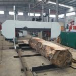 Big Size Wood Band Sawmil for Large Log Heavy Duty Horizontal Cutting Machine