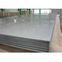High Hardness Stainless Steel Metal Sheet With Mill Edge And Slit Edge