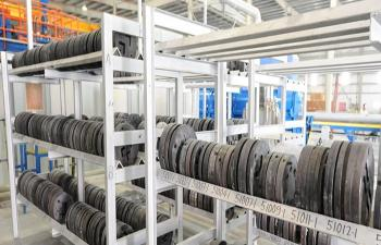 China Tecnologia de alumínio Co. de Yuefeng, Ltd manufacturer