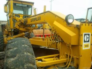 China Used Motor Grader Cat 14g on sale
