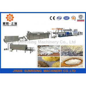 China Performance moderate Artificial Rice Production Line puffed rice making machine on sale