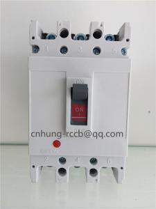China CNHUNG switch CM1 MCCB 3P/4P 100A-630A moulded case circuit breaker on sale