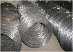 China 11 / 13 mm Carbon Steel Wire Rod, SWRH82B-1 Smooth Surface Low Carbon Steel Wire on sale
