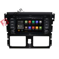 Quad Core 16G ROM Toyota DVD GPS Navigation For Toyota Vois 2013 2014 DVB - T2