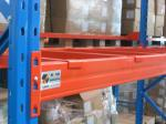 China NOVA High Standard Galvanized Heavy Duty Pallet Racking 50.8mm Pitch wholesale