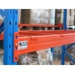 China Steel Heavy Duty Pallet Racking With High Strength And Durability wholesale