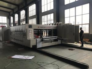 China Automatic Corrugated Box Printing Slotting Machine / Box Printing Machine on sale