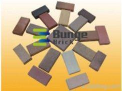 China Clay Paver Brick on sale