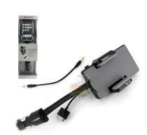 China Hands-Free Car Kit & FM Transmitter for Apple iPhone 3G on sale