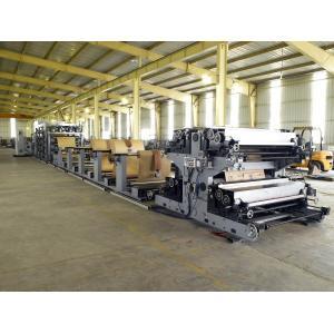 China Couches de papier intelligentes de Papier d'emballage de la machine de sac 2 - 4 avec le système d'air comprimé on sale