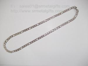 China Wholesale stainless steel chunky chain necklace for men fashion on sale