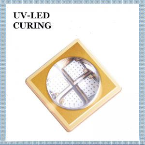 China High Performance 15W Korea LG Four LED Chips UV Flashlight UV LED Light Beads 365nm supplier