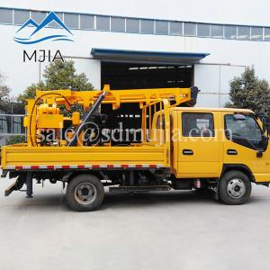 China XYC-200 Truck Mounted Drilling Rig Water Well Machine & Geological Exploration Machine on sale