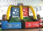 Inflatable rugby sport game inflatable england football outdoor game for sale