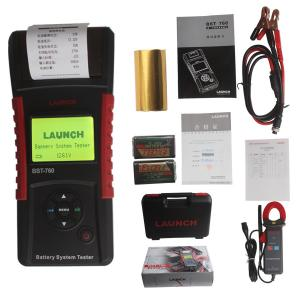 China Professional BST - 760 Launch X431 Scanner 6v 12v Battery System Tester on sale