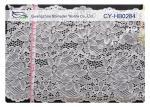 Fresh Design Elastic Nylon Lace Fabric for Cap , Shirt CY-HB0284