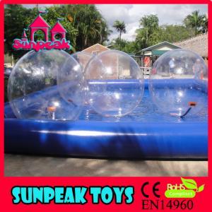 China P-064 Inflatable Pool Ball Garden Pool on sale