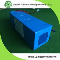 China Electric Bike Battery 36V 15Ah Lithium Polymer Battery 500 Cycle on sale