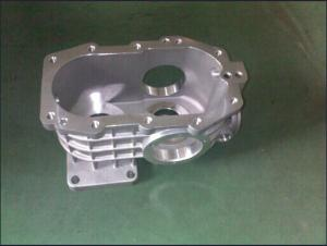 China Bastidor permanente de aluminio del molde de las piezas del bastidor de la gravedad de la casa del engranaje que trabaja a máquina on sale
