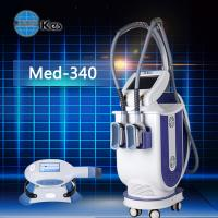 2 Handles Cryotherapy Fat Freezing Device For Weight Loss MED-340 Rapidly Slimming Machine