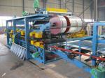 絶縁材のパネルのための EPS サンドイッチ パネルの生産ライン 28KW