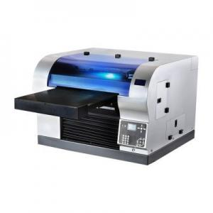 China 16.5 x 35.4 A2 Size Calca DFP3850U LED UV Flatbed Printer on sale