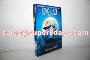 China Song of the Sea Disney Cartoon DVD Disney DVD Movies Wholesale Supplier China on sale