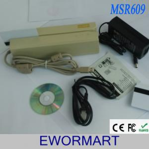 China MSR card reader writer MSR609 Comp msr605 msr606 on sale