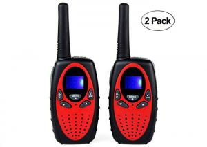 China ABS Body Wireless Walkie Talkie , 3-5KM Work Range Mini Walkie Talkie on sale