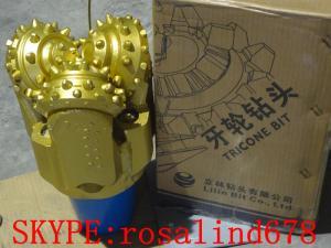 China tricone bit roller cone drill bit on sale