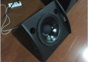 China Pa Powered Active Speakers 15 inch 500 Watts RMS Pro Stage Sound System on sale