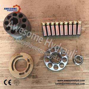 China High Precision Eaton Vickers Hydraulic Pump Parts , Eaton Replacement Parts PVE12 PVE19 PVE21 on sale