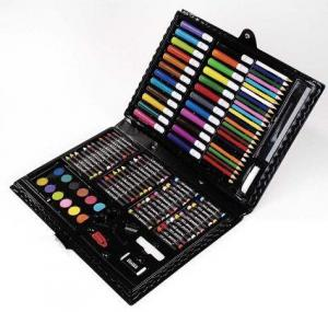 China Beven 120-Piece Deluxe Art Set on sale