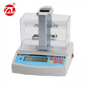 China Multi Function Solid Density Testing Machine For Ceramic / Magnetic Material on sale