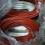 Silicone Tube Sleeve Rubber Conduction Hose Silicone Protective Hose