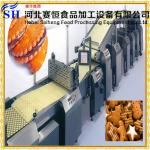 Stainless Steel Fully Automatic Biscuit Production Line Biscuit Machine