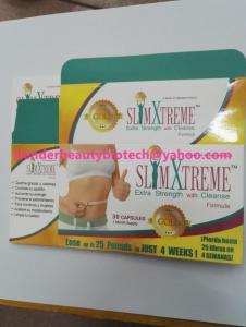Quality Service de marque de distributeur pour des pilules de régime d'or de Slimxtreme, for sale