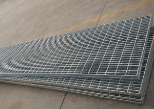 China Mild Steel Platform Steel Grating Hot Dipped Galvanized Bar Grating 25mm X 5mm on sale