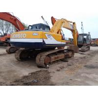 China Used excavator Kobelco 200 crawler mini digger for sale on sale